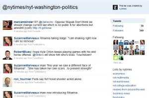 DC politics